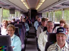 Bus Tours | Open Hearth Lodge Door County
