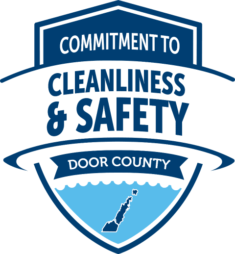 Door County's Commitment to Cleanliness & Safety