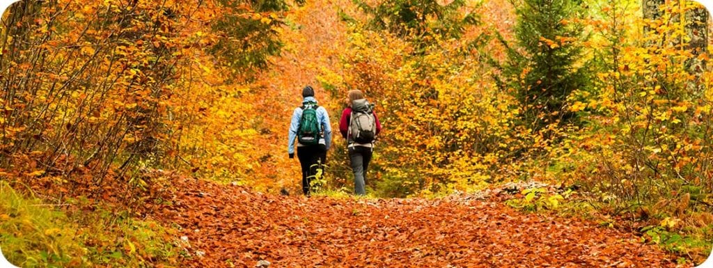 Hiking in Door County | Open Hearth Lodge