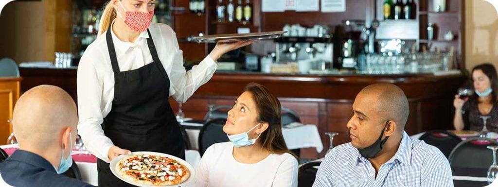 Help Door For County Restaurants